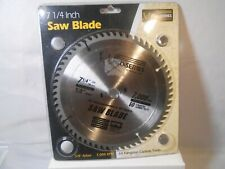 Pro Series  7-1/4 dia  5/8 arbor,  Saw Blade USA tungsten teeth new