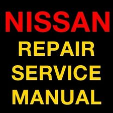 NISSAN TITAN 2010 2011 2012 2013 2014 2015 2016 SERVICE REPAIR MANUAL