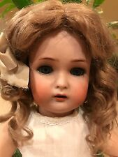 "Antique 18"" Simon & Halbig Doll"
