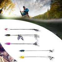 3D Fishing Bait Fishing Lure Alabama Rig Stainless Snap Swivel Fishing Hook