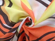 Italian Cotton lawn 100%, 'Southern Italy', (per metre) dress fabric