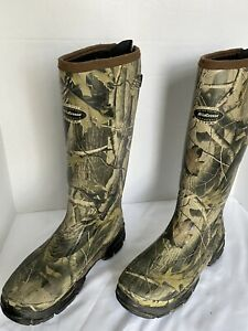 "LaCrosse Men's Alphaburly Sport - 18"" Hunting Boots #20005 Size 12"