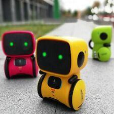 Intelligent Voice Control Kids Robot Smart Action Dancing Gesture Sensor Toy