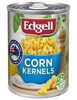 Edgell Whole Corn Kernels 125gm x 24