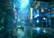 Blade Runner A3 cartel 4