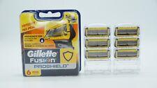 Gillette Fusion PROSHIELD Rasierklingen 6 er Pack - NEU - für Männer