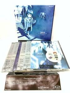 serial experiments lain first limited production version all 5 ld-box