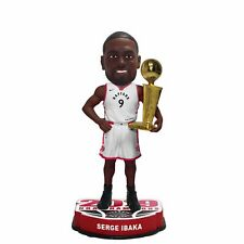 Serge Ibaka Toronto Raptors 2019 NBA Champions Bobblehead NBA