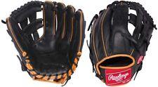 "Rawlings G115GT 11.5"" Gold Glove Gamer Series Infield Baseball Glove New w/ Tags"
