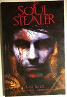SOUL STEALER book 3 Last to Die (2010) Black Watch Comics TPB VG+/FINE-