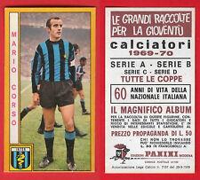 FIGURINA CALCIATORI PANINI 1969/70 - NUOVA/NEW - CORSO - INTER