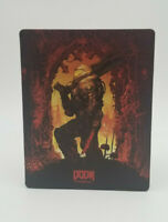 Doom Eternal Steelbook Collectors Edition Mondo NO GAME CASE ONLY