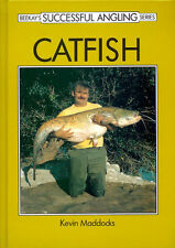RARE 1st Edition CATFISH BY KEVIN MADDOCKS -  BEEKAY SUCCESSFUL ANGLING SERIES