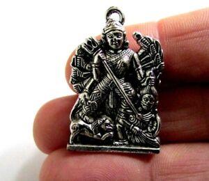Buddha Antique silver toned  ( Necklace / Bracelet / Earring ) Pendant