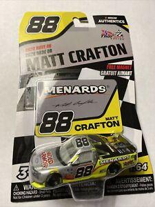 Matt Crafton #88 MENARDS  NASCAR Authentics  2020 Wave 8 1/64 Die-Cast NEW
