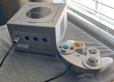 Japanese Nintindo Platinum Silver Gamecube (PLEASE READ DISCRIPTION)