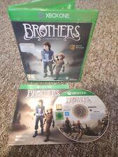 Hermanos una historia de dos hijos-Xbox Juego físico Disco-rápido One y Gratis P&P!