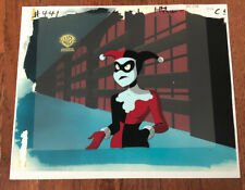 Batman the Animated Series Production Cel Harley Quinn Animation