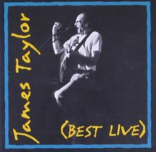James Taylor Best Live CD NEW You've Got A Friend/Sweet Baby James+