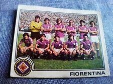 Figurina Calciatori Panini 1980/81 n°97 Squadra FIORENTINA Soccer sticker