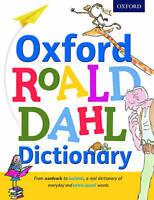 Oxford Roald Dahl Dictionary by Oxford Dictionaries (Hardback, 2016)