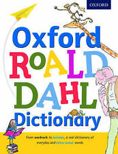 Diccionario Oxford Roald Dahl, Oxford Diccionarios, Libro Nuevo