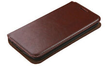 iPhone 7 Plus Wallet Brown Case Leather - Like Cover Flip and Card Slot Pocket