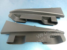Genuine Audi TT TTRs 8J Coupe Parcel Shelf Luggage Cover C-Pillar Side Brackets