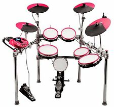 Ddrum DD5X-Mesh 'Limited Edition' Electronic Drum Set + Kustom KDA100 AMP/NEW!!