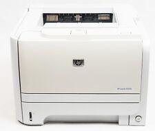 HP LaserJet P2035n Workgroup Monochrome Laser Printer - 46,214 Pages