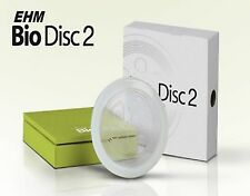EHM BIO DISC 2 Quantum Neg Ion Scalar Power Fields Energy Healthy Water Biodisc
