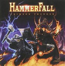 Hammerfall - Crimson Thunder (NEW CD)