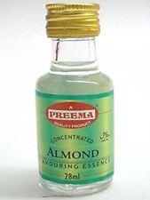 Preema - Essence d'amande - lot de 6 flacons de 28 ml