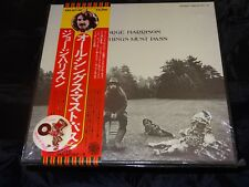 George Harrison All Things Must Pass SEALED JAPAN 1977 PROMO 3 LP W/ OBI