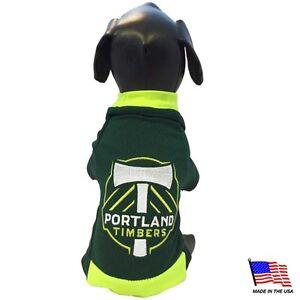 PORTLAND TIMBERS ALL Star Dogs MLS Premium Pet Jersey Sizes XS-XXL