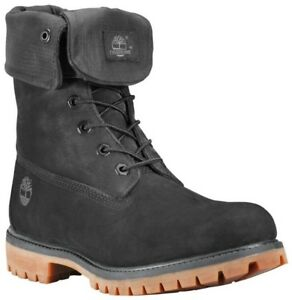 """Men's Timberland Special 6"""" Premium GAITER Boots, TB0A1Z2N 001 Multi Sizes Black"""
