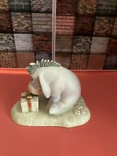 "Lenox Disney Showcase Collection Eeyore Figurine ""For Me?"""