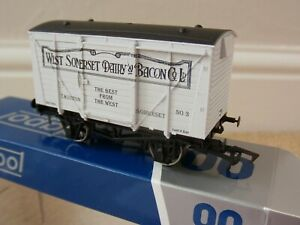 NEW DAPOL LIMITED EDITION WAGON WEST SOMERSET DAIRY AND BACON CO TAUNTON OO