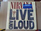 Nirvana Live And Loud Vinyl