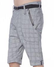 Karierte Hosengröße W36 Herren-Shorts & -Bermudas