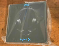 Logitech Pro Wired Gaming Headset Black New Spanish Text 981-000720 097855138965