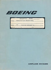 BOEING 727 - PILOT TRAINING MANUAL - JANUARY 1964