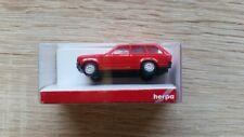 Herpa 023832 - 1/87 Opel Ascona Voyage - Rot - Neu
