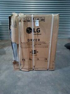 LG FDV309W Vivace A++ Heat Pump 9kg Load Tumble Dryer - 1611 - Package Damaged