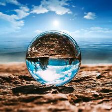 Ø 110mm Kugel aus Glas Glaskugel Fotokugel Glass Crystal Ball Fotografie *