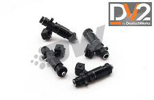 DeatschWerks set of 4 Injectors 1200cc/min fits Subaru 2.5RS 99-03 & STI 07-12