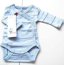LA Wickel Body Gr.44 name It NEU m.E 100% Baumwolle bio blau Frühchen baby