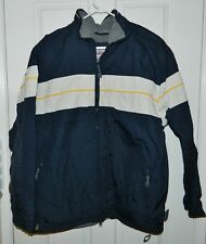 HOLLISTER men's Performance Outerwear Navy Blue WINTER JACKET * L Large