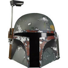 Hasbro Star Wars The Black Series Boba Fett Premium Electronic Helmet - E7543