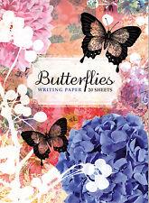 Karten und Schreibwaren mit Schmetterlinge